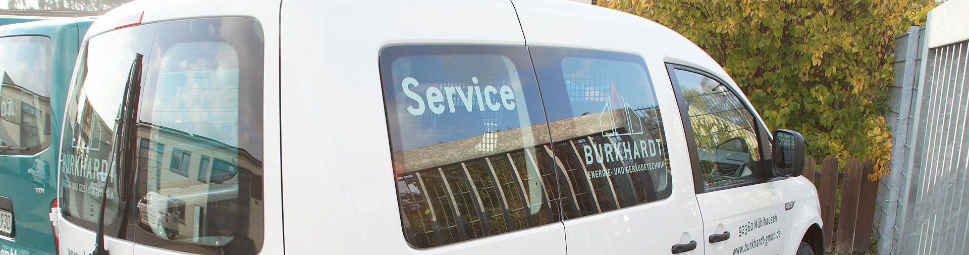 Service Kundendienst für Heizung, Klimaanlagen in Neumarkt, Nürnberg, Ingolstadt.