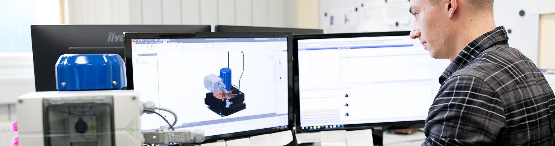 Technischer Produktdesigner (m/w/d) Ausbildung in Mühlhausen
