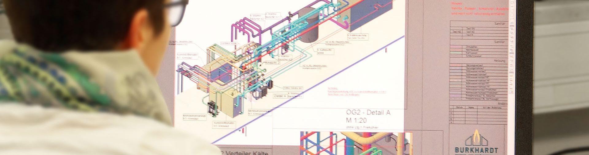 Technischer Systemplaner (m/w/d) Ausbildung in Mühlhausen