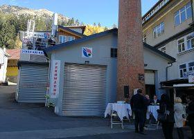 Eröffnung der Burkhardt Anlage in Mühldorf im Mölltal