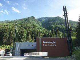 Holzvergaser und BHKW in Kärntner Kurort