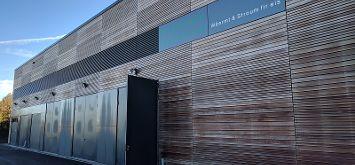 Neue Energiezentrale in Bettembourg