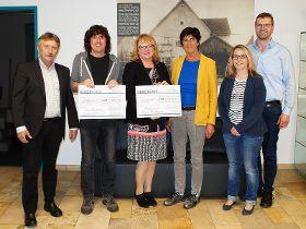 Spende für Mühlhausener Schülerinnen und Schüler