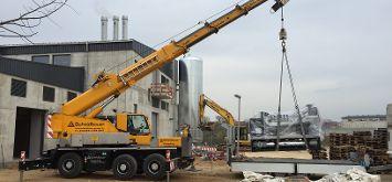 Erstes BHKW ECO 265 EG zieht in Regensburg ein