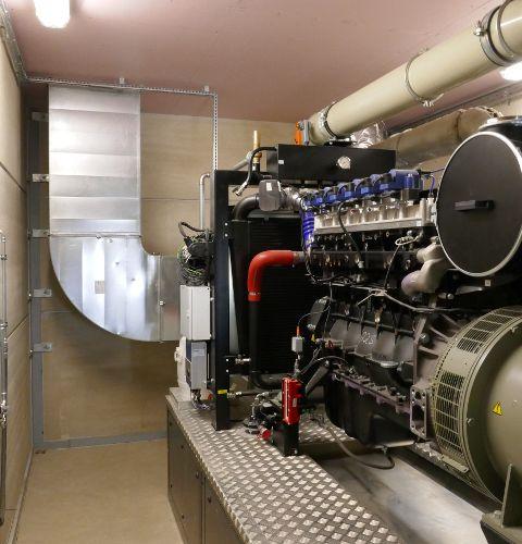 Cogeneration Units