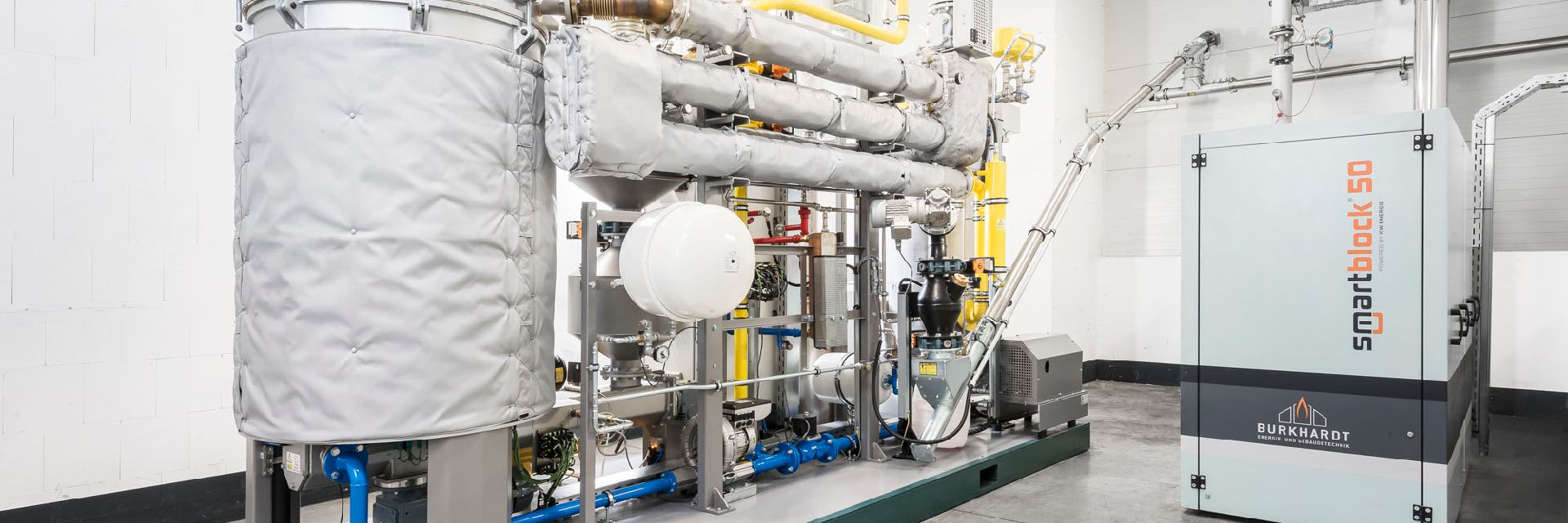 Wood Gas Generator >> Cogeneration With Burkhardt Wood Gasifier And Chp Plants